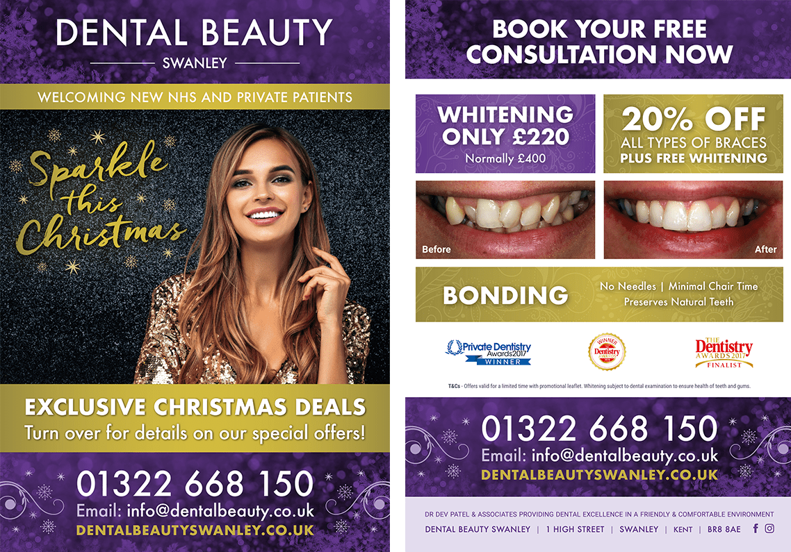 swanley teeth whitening offer